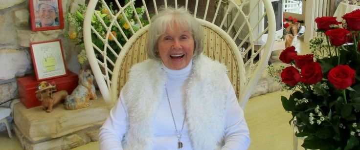 PHOTO: Doris Day celebrated her 92nd birthday on April 3. Video/audio of her with Doris Roberts/ABC News