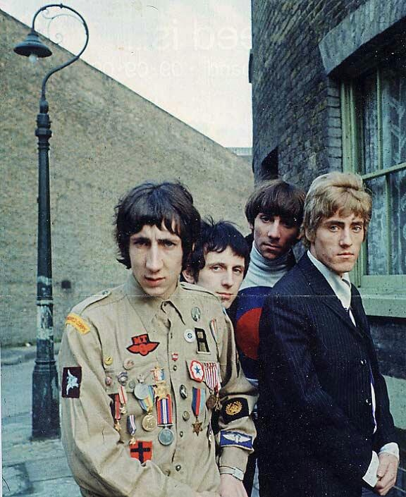 Image result for the who in london