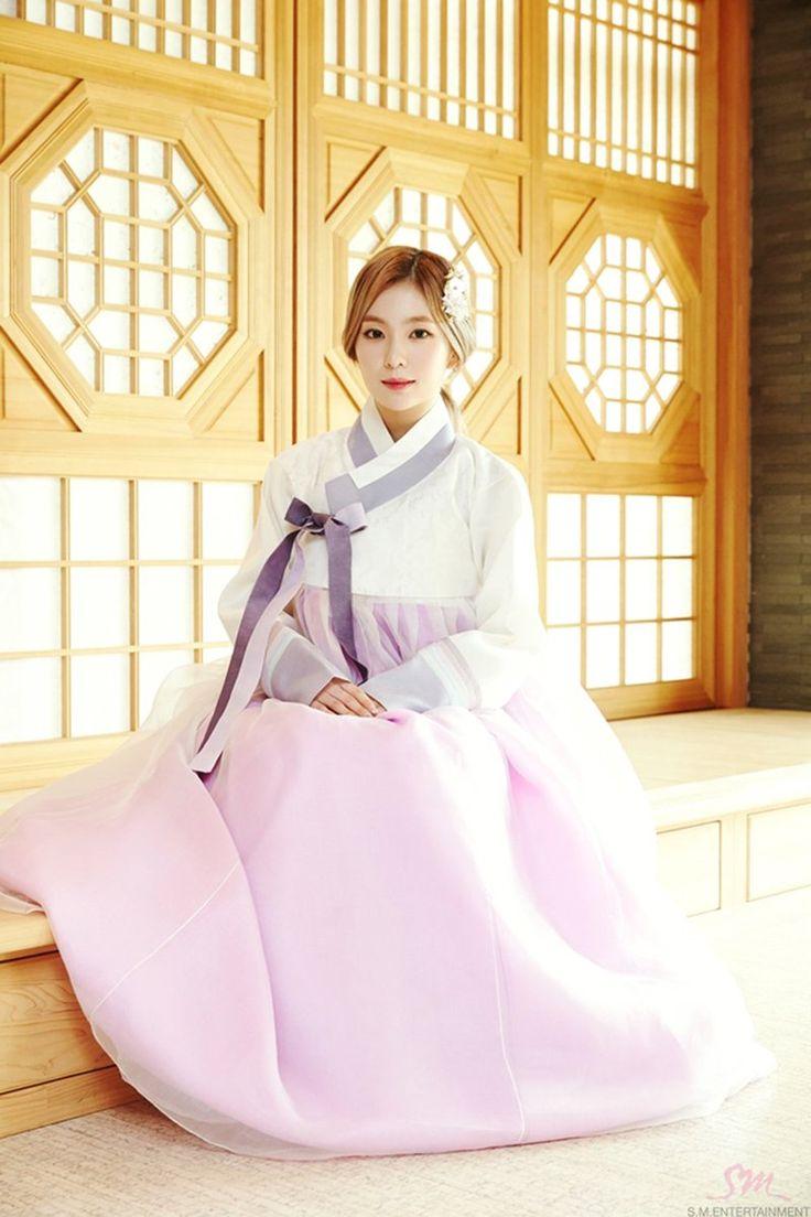 Irene (Red Velvet) - Chuseok Greeting Pic