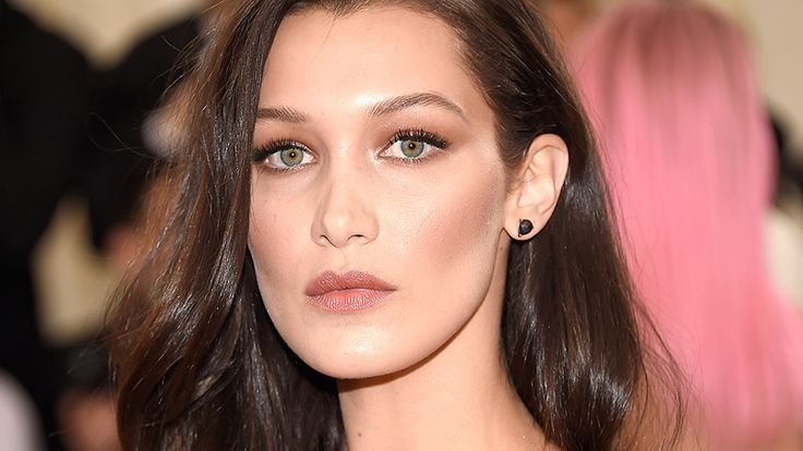 The Four Beauty Products Bella Hadid Swears By For A Perfect Complexion #BellaHadid #Beauty #makeup