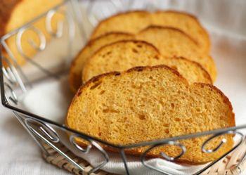 Апельсиново-имбирный хлеб