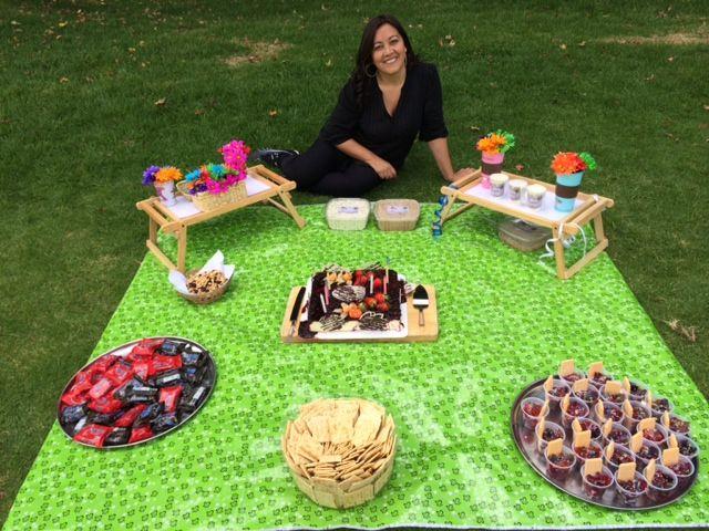 1000 images about picnic on pinterest picnics cakes - Cumpleanos al aire libre ...