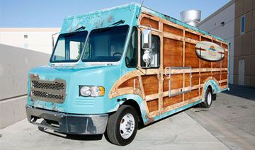 Catering Truck for Sale - Catering Food Truck, Vending Trailers, Mobile Business | California Cart Builder