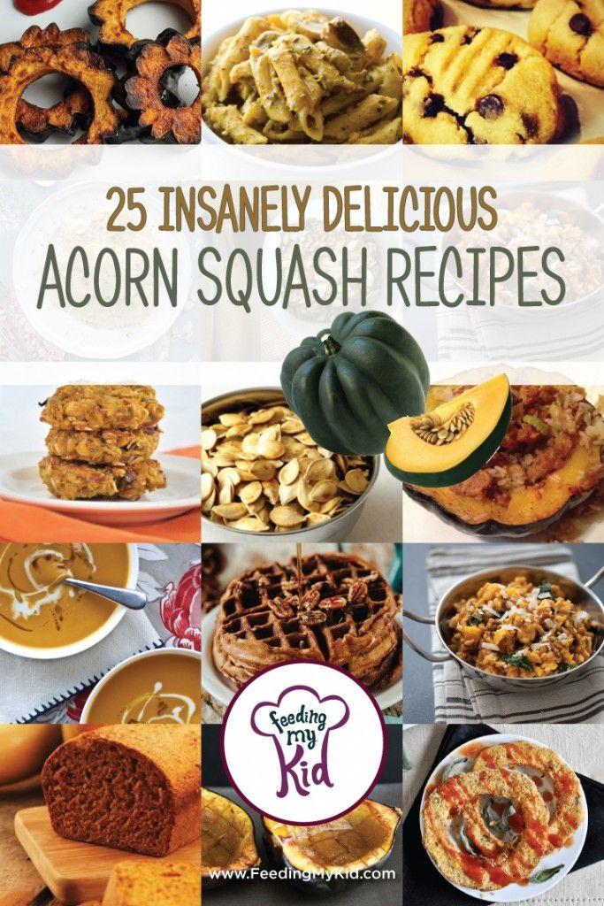 25 Insanely Delicious Acorn Squash Recipes