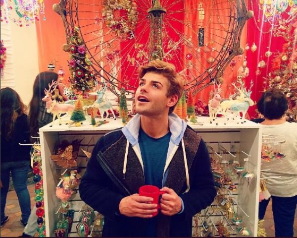 Is Garrett Clayton Gay - Here's The Truth - http://www.morningledger.com/is-garrett-clayton-gay-truth/13127602/