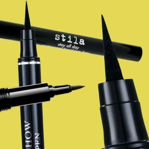Best liquid liner ever.  Expensive but worth it.