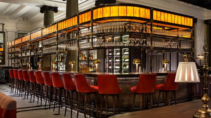 London`s biggest gin bar is open for business