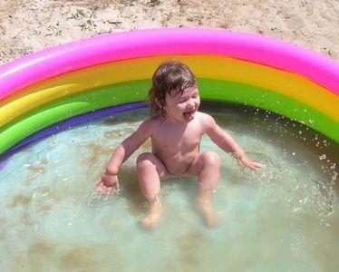 40 Best Kiddie Pool Images On Pinterest Birthdays