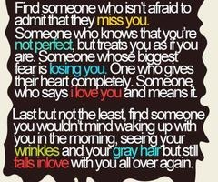 So happy I have someone like that that loves me <3
