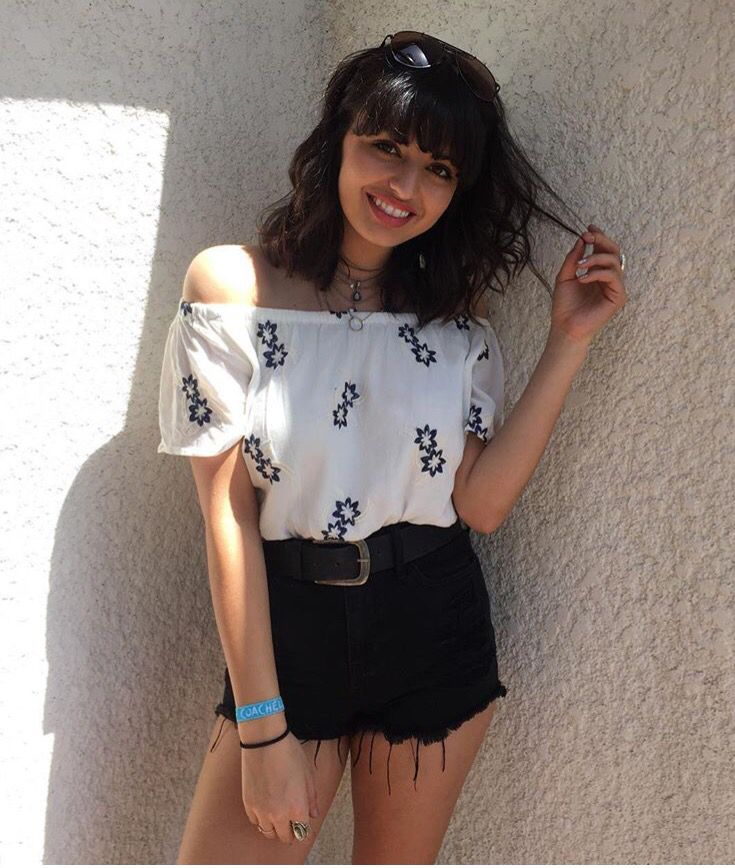Rebecca Black fashion