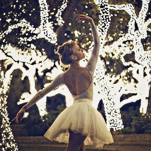 I wanna be a ballerina again