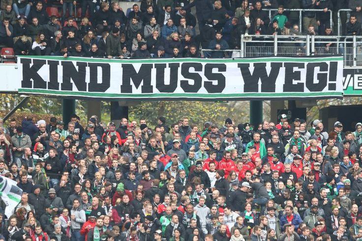 Streit bei Hannover 96: Opposition gegen Kind gibt nicht auf - SPIEGEL ONLINE - Sport