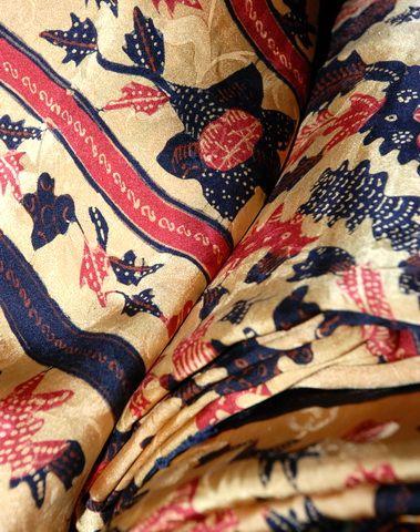 Batik Tanah Liek, West Sumatra