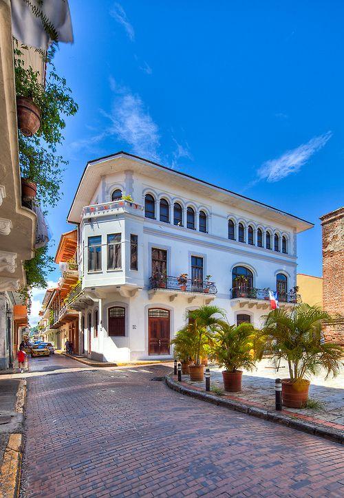 Casco Viejo - Panama City - Panama (von Exploratus)