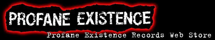 Profane Existence shop