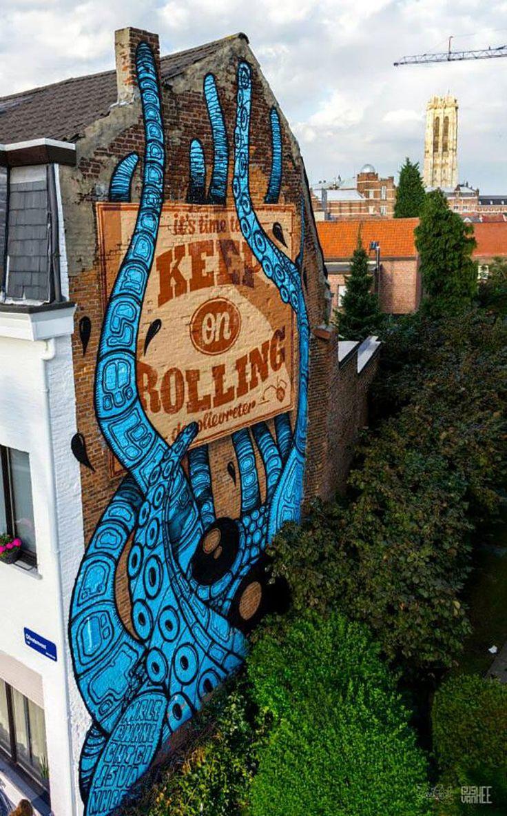 StreetArtNews (streetartnews) en Twitter Street art