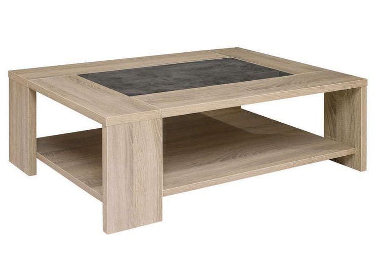 Les 25 meilleures id es de la cat gorie table basse conforama sur pinterest - Conforama tables basses ...