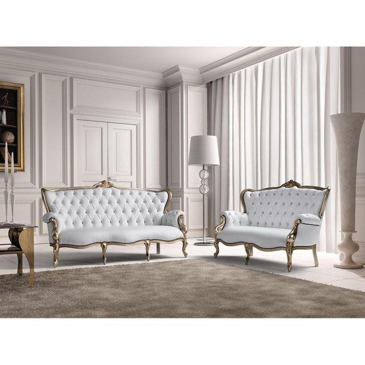 Fabulous White Leather Sleeper Sofa Best Interior Design: Best 25+ White Leather Sofas Ideas On Pinterest