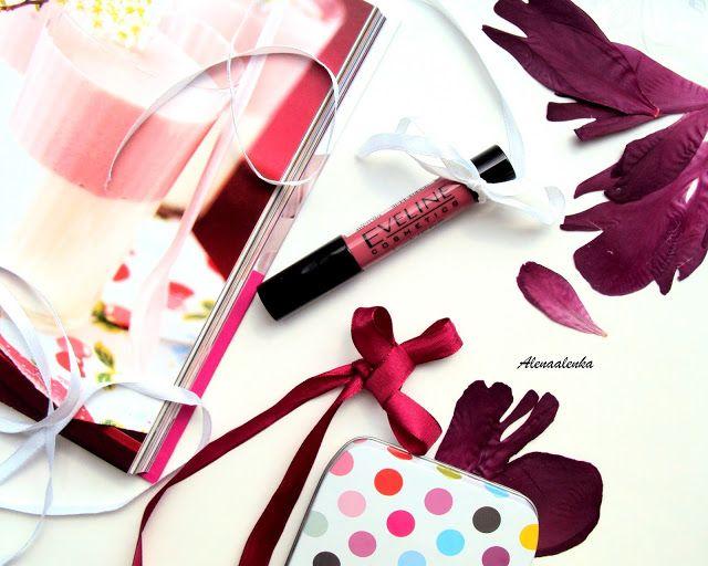 Eveline Cosmetics Lovers Rouge 2 in 1 Moisture