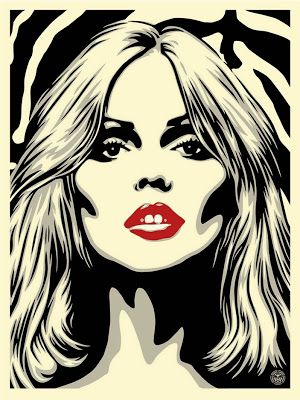 Shepard-Fairey-Debbie-Harry-Zebra-Skin-Print-1