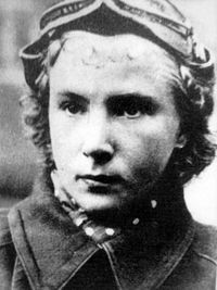 Soviet women played an important role in the fight against the Nazis. Luda Michaelevna proved to be much braver than her father ever credited her for. #RiverNovel
