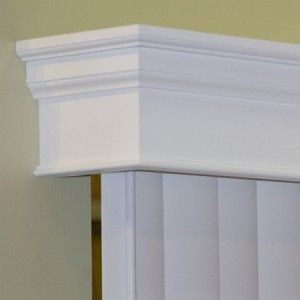 Diy How To Build A Wooden Pelmet Box Window Cornices