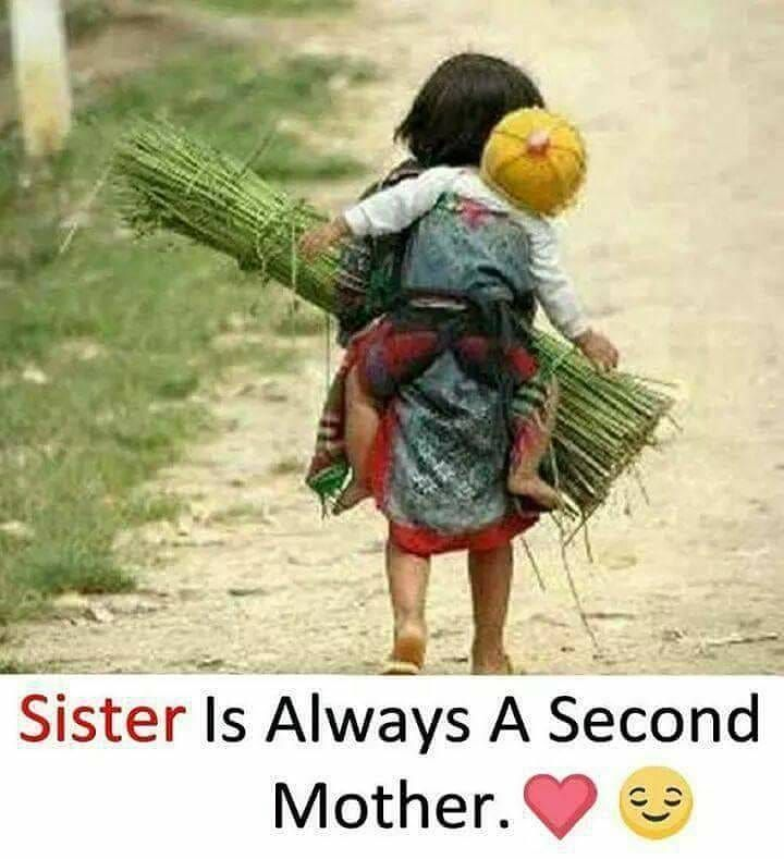 Yes My Sister Is My Second Mother Tag Mention Share With Your