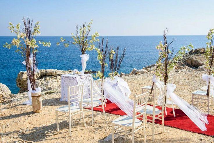 Agioi Anargyroi Blue Laggon Wedding Venue Ayia Napa Cyprus
