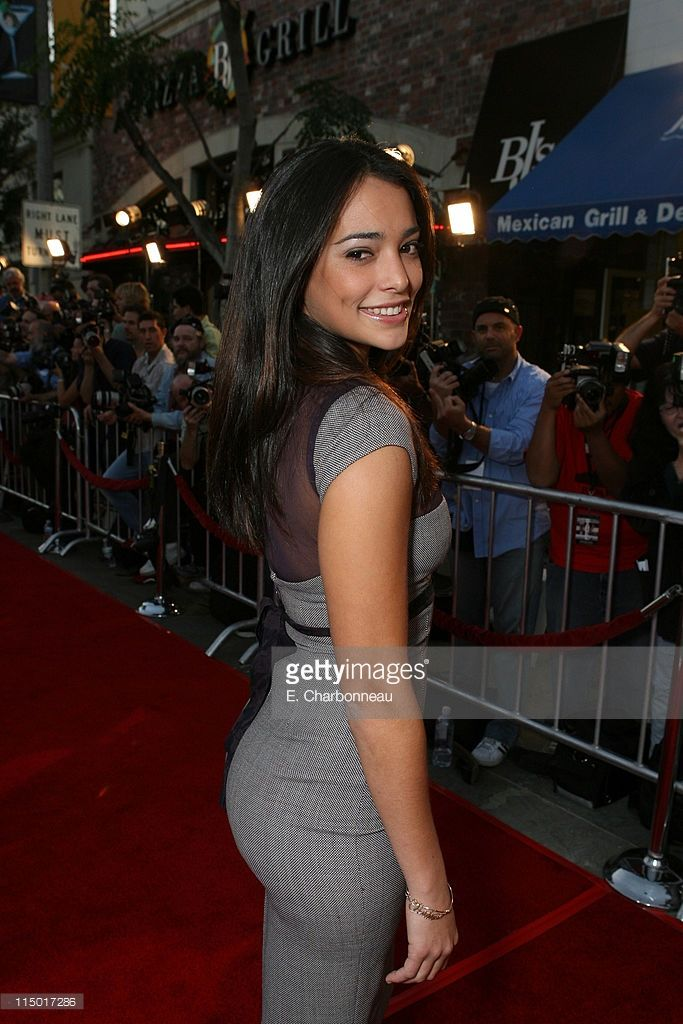 natalie martinez | Natalie Martinez during Special Presentation of Paramount Vantage's ...