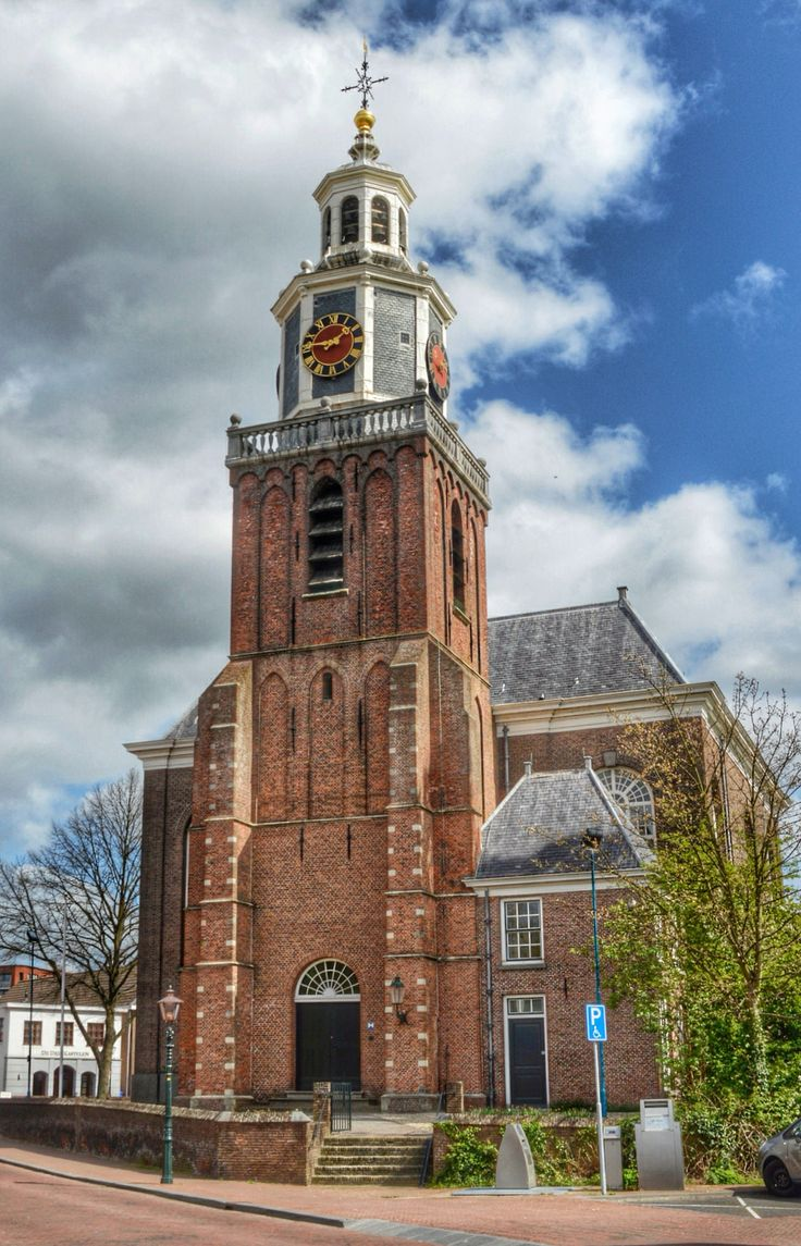 Oude kerk dorpsstraat zoetermeer de kerk is het oudste for Home design zoetermeer