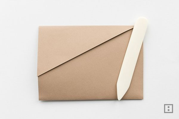 5 Anleitung Briefumschlag falten