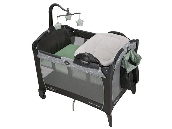 Graco S Pack N Play Playard With Portable Napper
