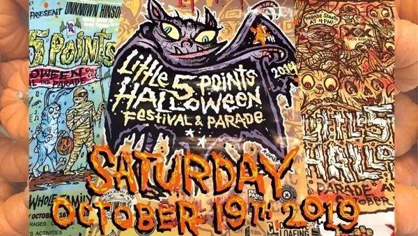 Halloween Paradae Atlanta 2020 Little Five Points 2020 Spookathon and Virtual Halloween Parade