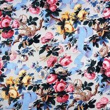 wanddecoratie muurdecoratie illustratie victoria & albert museum londen bloemen