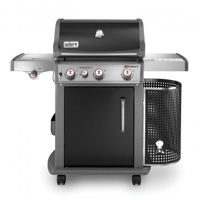 Weber Spirit E 330 Gbs Premium Black 46813379 Gas Grill Grilling Barbecue
