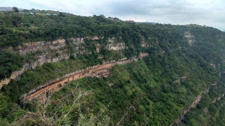 Salto del Mico - Barichara - Santander