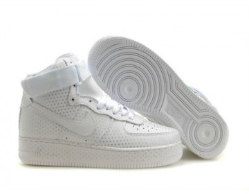 Nike Air Force 1 High Shoes - White - Wholesale & Outlet