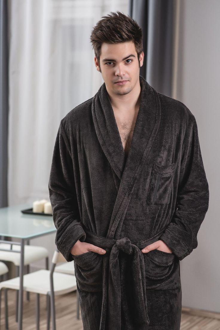 Belmanetti bathrobe man collection winter 2014