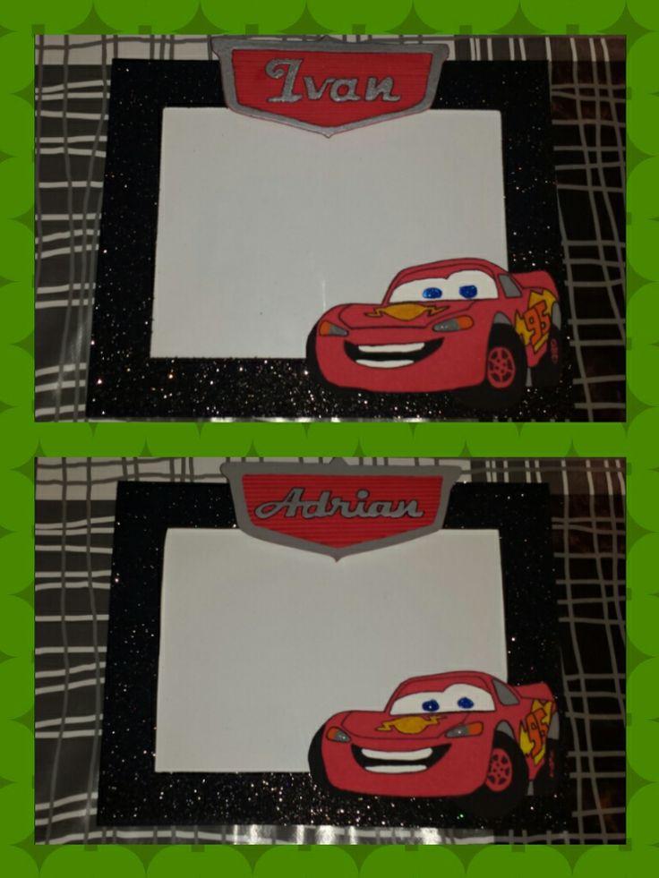 Marco personalizado CARS