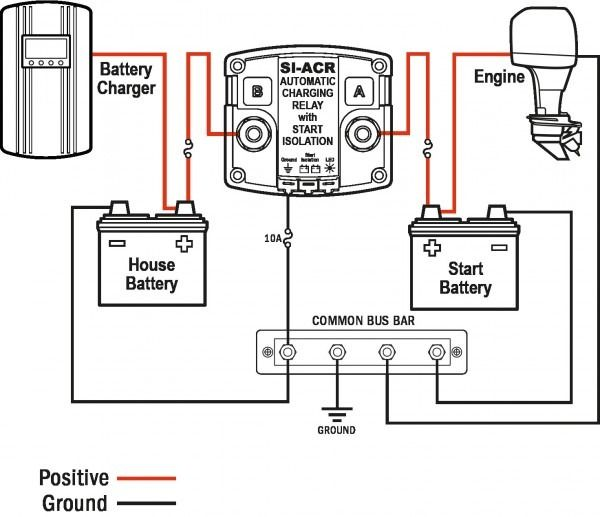 perko battery chargers wiring diagram  boat wiring
