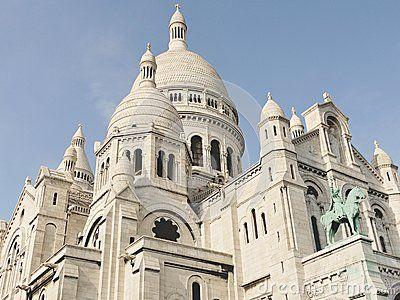 The Basilica of the Sacred Heart of Paris, is a Roman Catholic church and minor basilic.