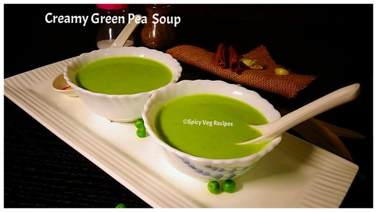 Green Peas Soup is a healthy, delicious, refreshing, vibrant green colour soup with a unique flavour and creamy texture. Green peas soup is a perfect blended of fresh peas and spices epically during winters.