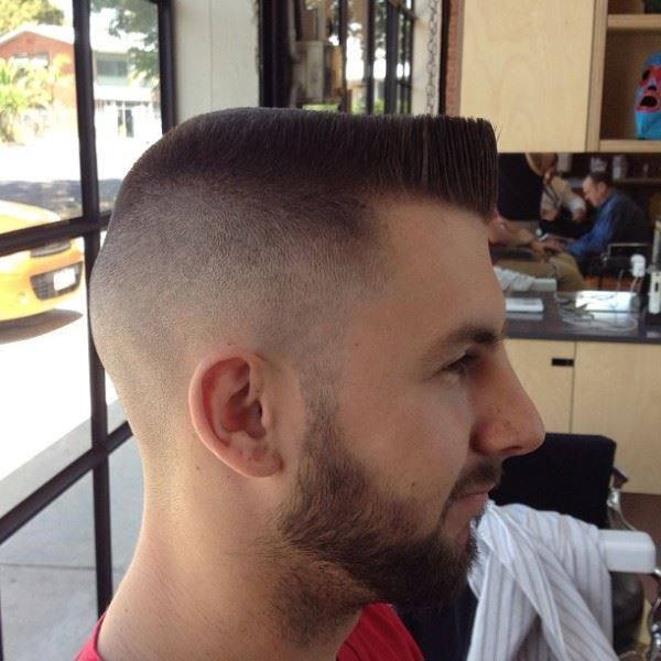 Phenomenal 1000 Ideas About Flat Top Haircut On Pinterest Top Haircuts For Short Hairstyles Gunalazisus