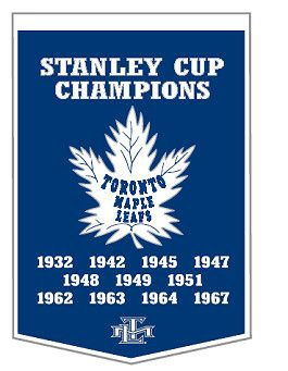 Toronto Maple Leafs win the Stanley Cup - yep it's possible!