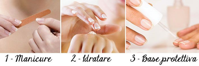 Consigli per far crescere in fretta le #unghie. Nail care hot tips. #manicure #nails #beauty #bellezza