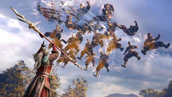 Dynasty Warriors 9 presents new details in their video fight Dynasty Warriors 9 PS4