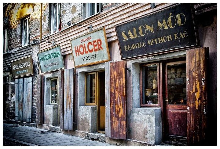 place to live / Kraków - Kazimierz.