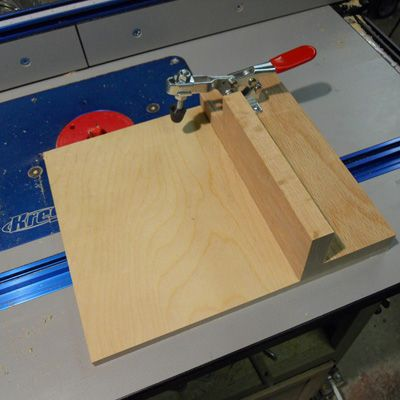 198 best router images on pinterest woodworking woodworking homemade router table tenoning sled constructed from a toggle clamp birch plywood oak and poplar greentooth Gallery