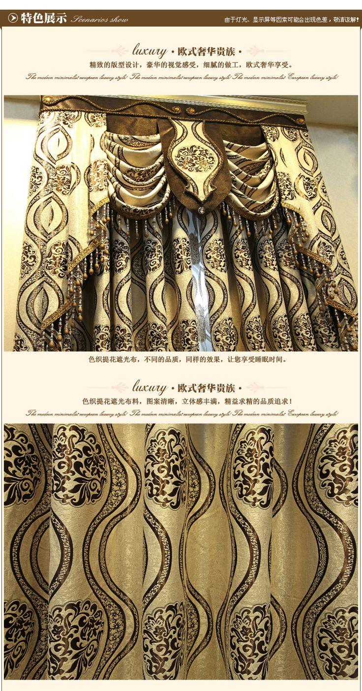 Занавес новый вышивка цветок роскоши качество сгоревший экраны всего dodechedron ткань предметы роскоши современная мода s купить на AliExpress