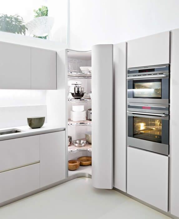 25 beste idee n over keuken hoekkast op pinterest hoek keukenkast keukenhoek en hoekkasten - Dimensie centraal keuken eiland ...